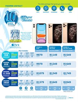 IPhone 11 pro specials in Telkom