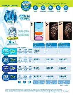 IPhone 11 pro specials in Telkom