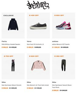 Nike offers in the Shelflife catalogue ( 15 days left)