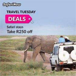 SafariNow catalogue ( 30 days left)