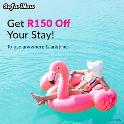 Travel offers in the SafariNow catalogue ( 4 days left)