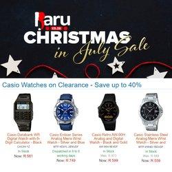 Raru offers in the Raru catalogue ( Expires today)