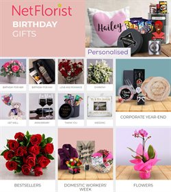 Netflorist deals in the Soweto special