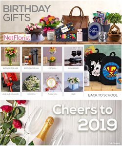 Netflorist deals in the Johannesburg special