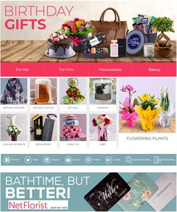 Netflorist deals in the Cape Town special