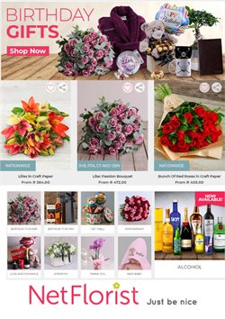 Netflorist catalogue ( 11 days left )