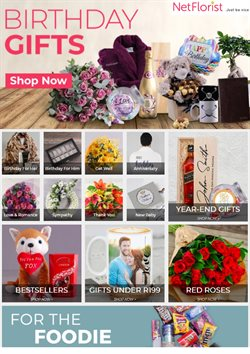 DIY & Garden offers in the Netflorist catalogue ( More than a month)