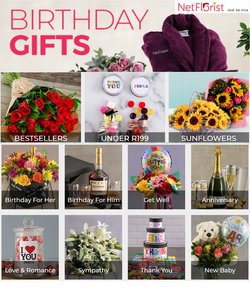Netflorist catalogue ( 9 days left )