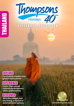 Travel offers in the Thompsons catalogue in Germiston
