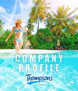 Travel offers in the Thompsons catalogue in Randburg