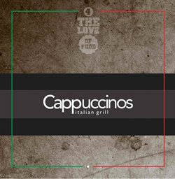 Restaurants offers in the Cappuccinos catalogue in George