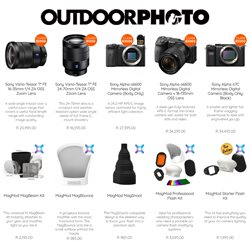Ideal specials in Outdoorphoto