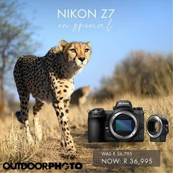 Outdoorphoto offers in the Outdoorphoto catalogue ( 3 days left)
