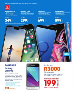IPhone 6 offers in the Dion Wired catalogue in Cape Town