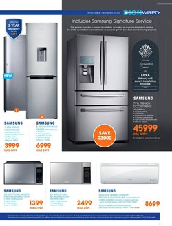 Air conditioner offers in the Dion Wired catalogue in Cape Town
