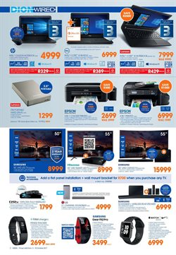 Watch offers in the Dion Wired catalogue in Cape Town