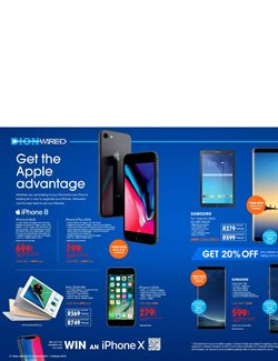 IPhone 8 offers in the Dion Wired catalogue in Cape Town