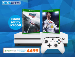 Dion Wired deals in the Johannesburg special