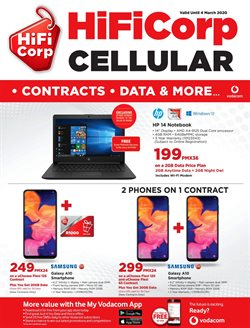 HiFi Corp catalogue in Cape Town ( 7 days left )