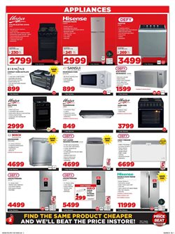 Dishwasher specials in HiFi Corp