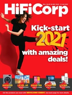 HiFi Corp catalogue in Cape Town ( 14 days left )