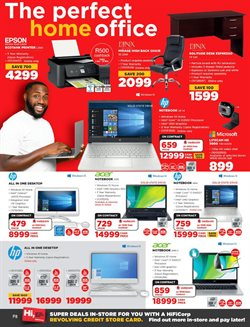 Windows specials in HiFi Corp