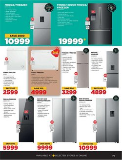 Electronics & Home Appliances offers in the HiFi Corp catalogue ( 11 days left )