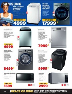 Electronics & Home Appliances offers in the HiFi Corp catalogue ( 2 days left )