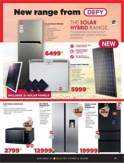 Fridge freezer specials in HiFi Corp