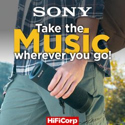HiFi Corp offers in the HiFi Corp catalogue ( 7 days left)