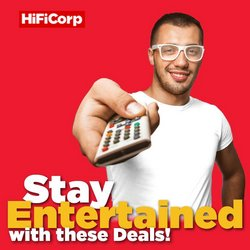 Electronics & Home Appliances offers in the HiFi Corp catalogue ( 2 days left)