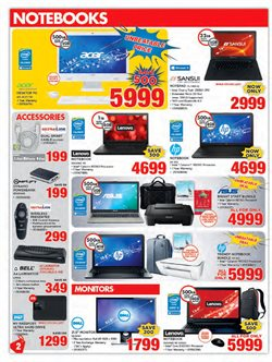 Software offers in the HiFi Corp catalogue in Cape Town