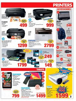 Printer offers in the HiFi Corp catalogue in Klerksdorp