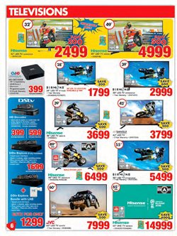 TV offers in the HiFi Corp catalogue in Cape Town