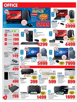 Computing accessories offers in the HiFi Corp catalogue in Cape Town