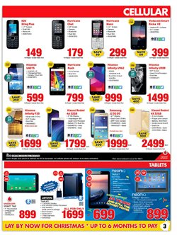 Tablet offers in the HiFi Corp catalogue in Khayelitsha