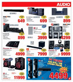 Storage media offers in the HiFi Corp catalogue in Cape Town