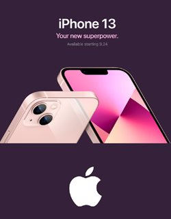 Apple offers in the Apple catalogue ( More than a month)