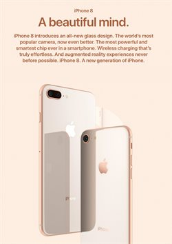 IPhone 8 offers in the Apple catalogue in Cape Town