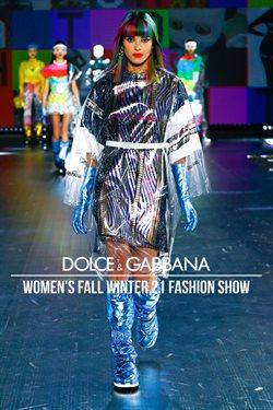 Dolce & Gabbana offers in the Dolce & Gabbana catalogue ( 24 days left)