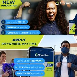Banks & Insurances offers in the African Bank catalogue ( 11 days left)