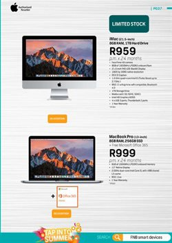 Microsoft offers in the FNB catalogue in Cape Town