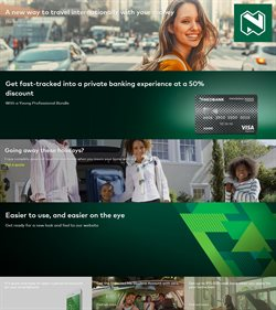 Banks & Insurances offers in the Nedbank catalogue in Soweto