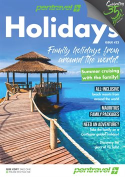 Travel offers in the Pentravel catalogue in Cape Town