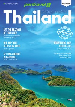 Travel offers in the Pentravel catalogue ( More than a month)