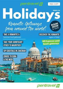 Travel offers in the Pentravel catalogue in Johannesburg