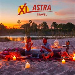 Travel offers in the Astra Travel catalogue in Port Elizabeth ( More than a month )