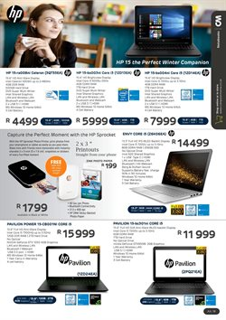 Printer offers in the Computer Mania catalogue in Cape Town