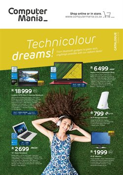 Computer Mania deals in the Brackenfell special