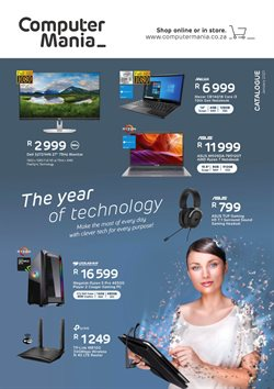 Back to school offers in the Computer Mania catalogue ( 4 days left)